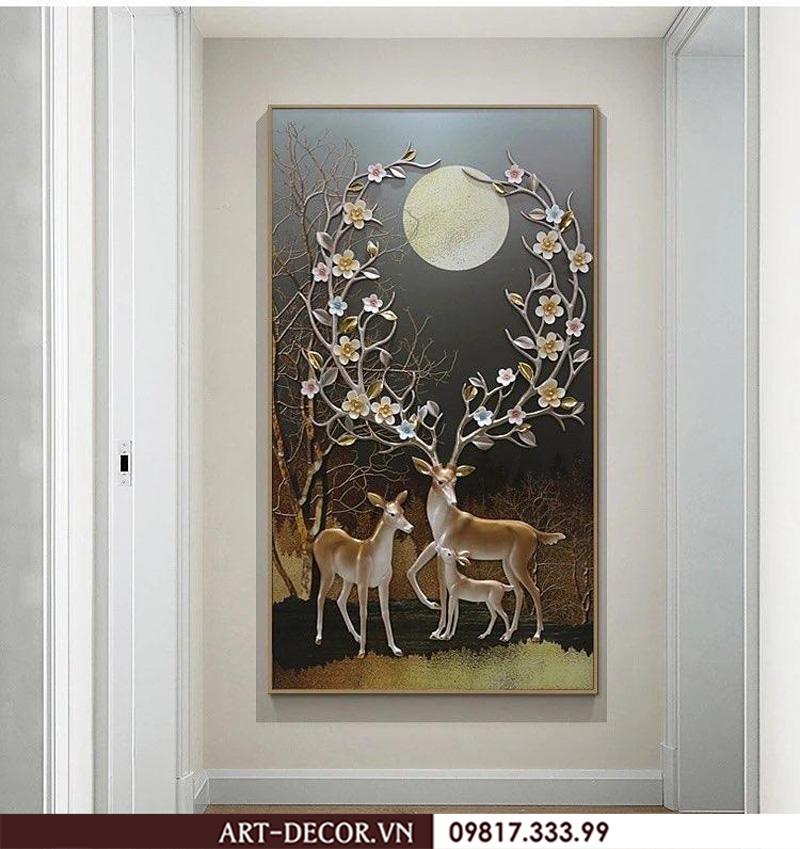 the gioi tranh trang tri noi that tranh trang tri 3d 14 - Thế giới tranh trang trí nội thất, tranh sắt, tranh tráng gương, tranh trang trí 3D