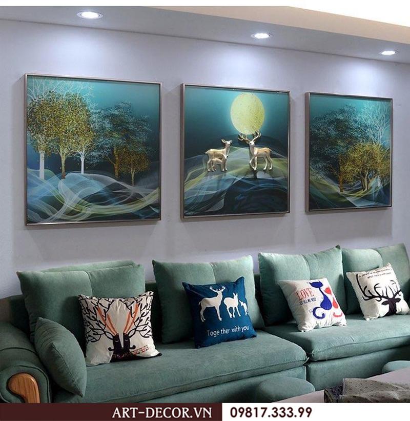 the gioi tranh trang tri noi that tranh trang tri 3d 4 - Thế giới tranh trang trí nội thất, tranh sắt, tranh tráng gương, tranh trang trí 3D