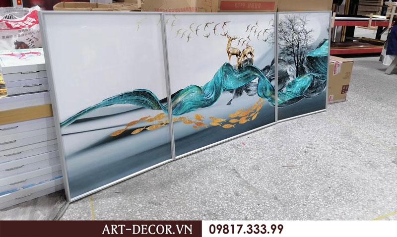 the gioi tranh trang tri noi that tranh trang guong 14 - Thế giới tranh trang trí nội thất, tranh sắt, tranh tráng gương, tranh trang trí 3D