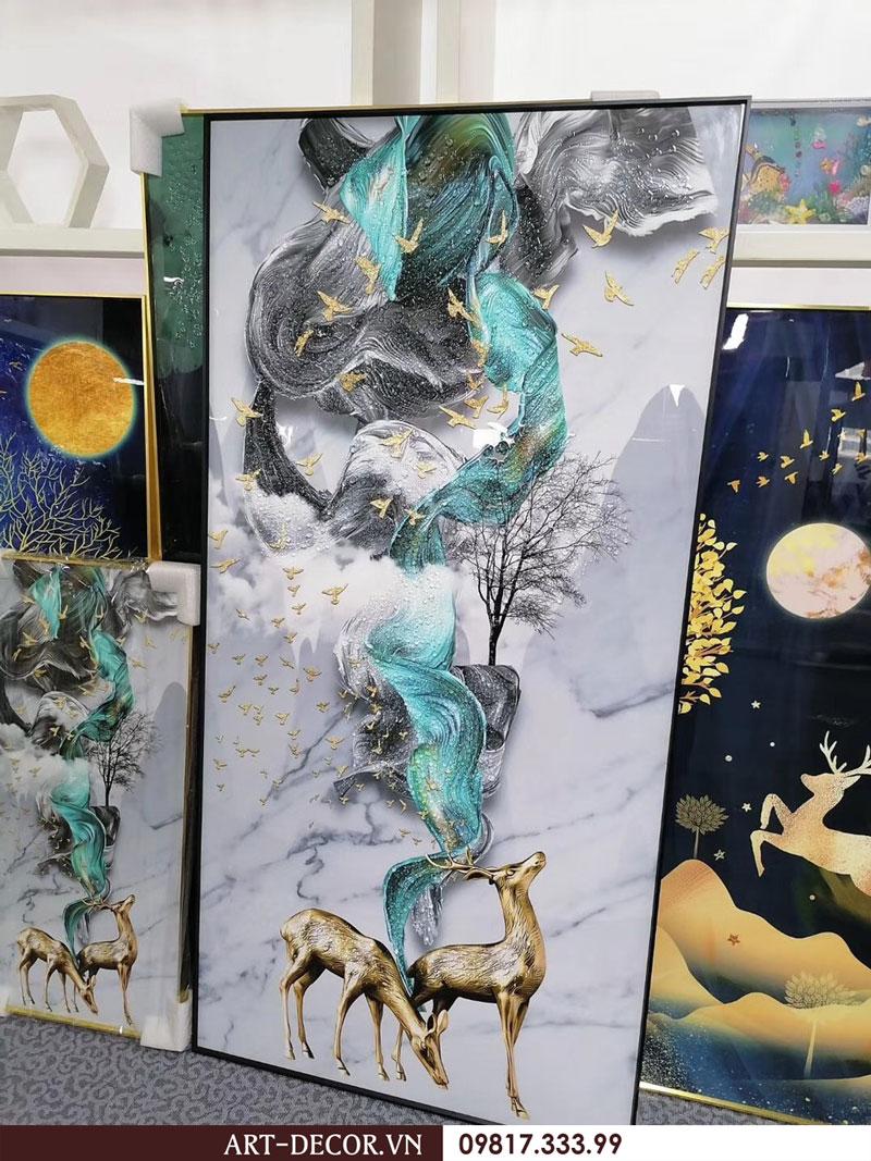 trang tri noi that nhu the nao giup khong gian sang trong tranh trang guong 14